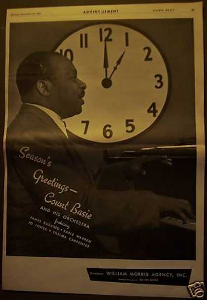 Count Basie & His Orchestra James Rushing Music (1943)