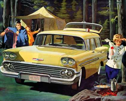 Chevrolet Brookwood (1958)