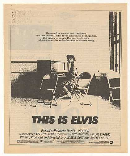 This Is Elvis Movie (1981)