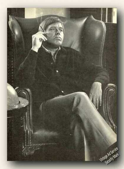 Tom T. Hall Photo Magazine Print Feature (1978)
