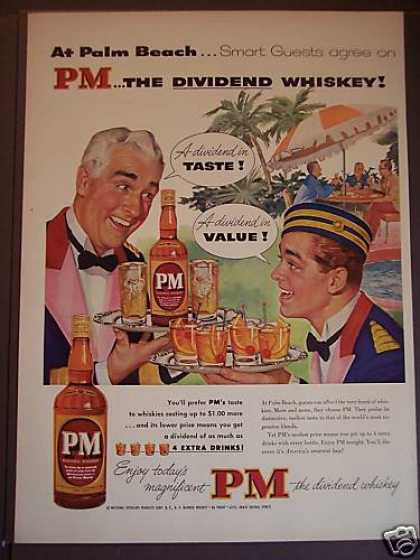 Pm the Dividend Whisky (1953)