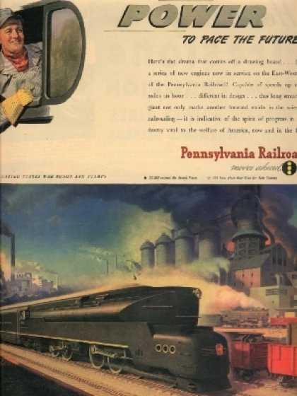 Pennsylvania Railroad (1945)