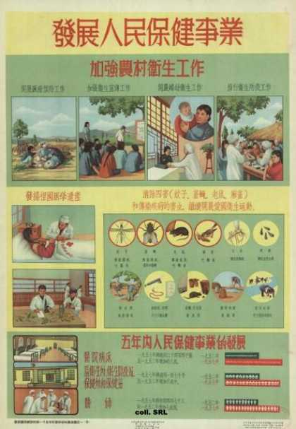 Develop health protection for the people (1956)
