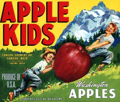 Apple Kids, c. s (1950)