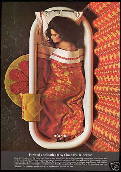 Fieldcrest Towels Sheets Bed Bath Photo (1968)