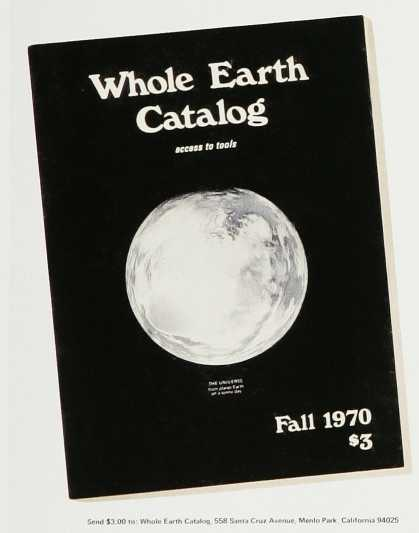 Whole Earth Catalog Fall 1970