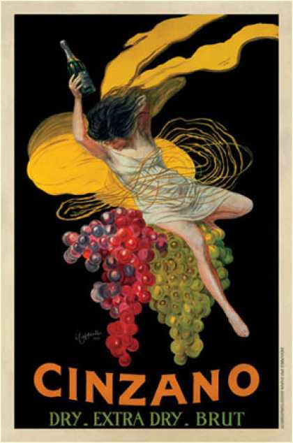 Cinzano by Leonetto Cappiello (1920)