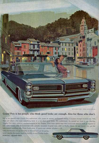 Pontiac Grand Prix Art (1964)
