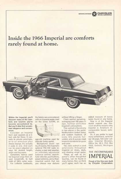 Chrysler Imperial Print (1966)