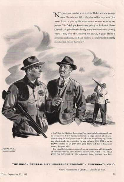 Union Central Life Insurance (1941)