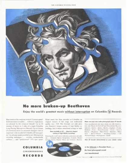 Columbia Records Beethoven (1949)