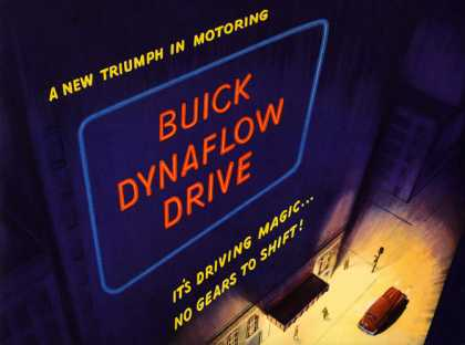Buick Dynaflow Drive (1948)