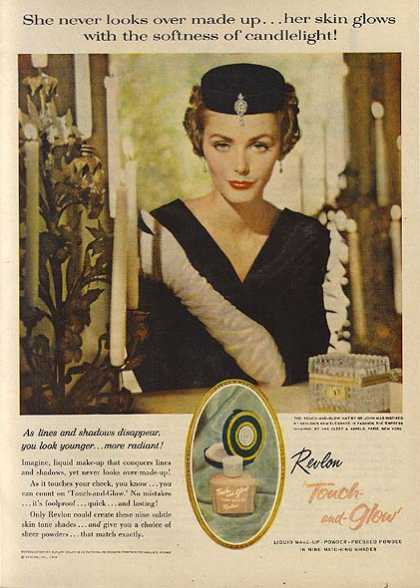 Revlon's Touch-and-Glow (1959)