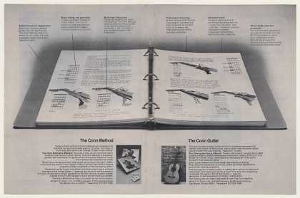 Conn Guitar Playing Method Double-Page (1971)