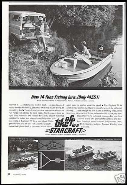 Starcraft 14, 16, 17 ft Boat Photo (1967)