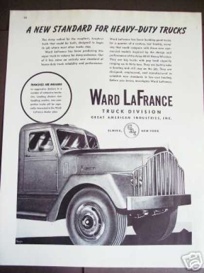 Ward Lafrance Heavy Duty Truck (1945)