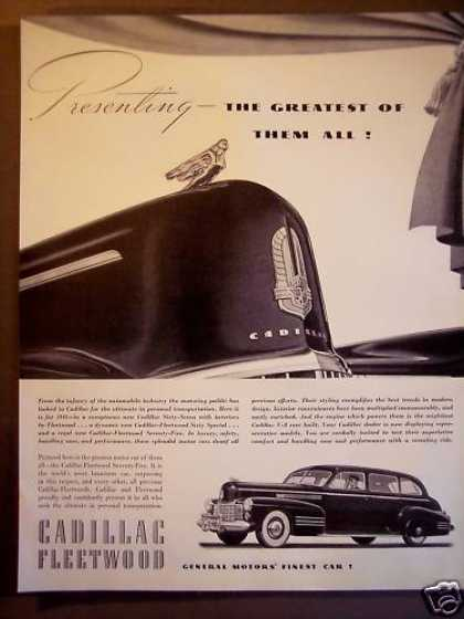 """New"" Cadillac-fleetw (1940)"