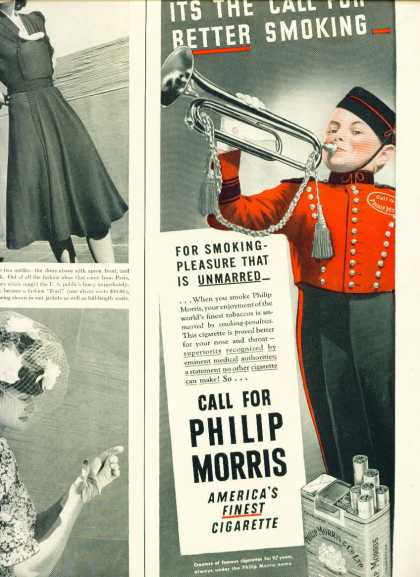 Philip Morris Call for Philip Morris C (1940)