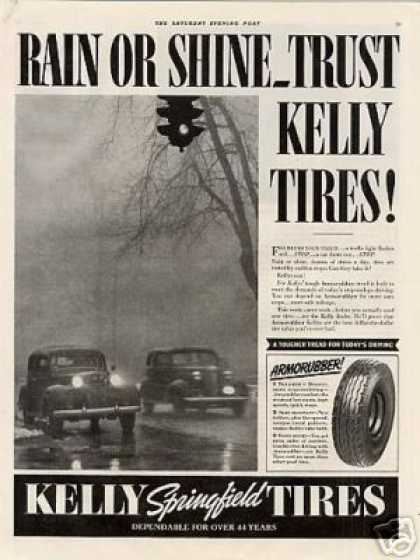 Kelly Springfield Tires (1938)