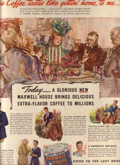 Maxwell House (1941)
