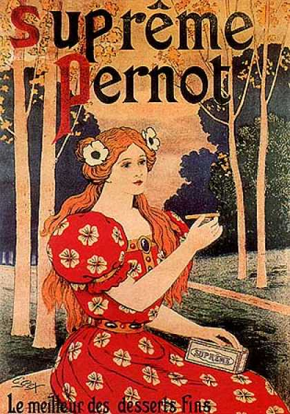 Supreme Pernot by E. Gex (1903)