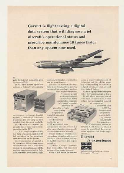 Garrett AIDS Aircraft Integrated Data System (1964)