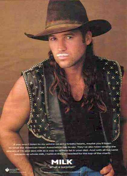 Billy Ray Cyrus &#8211; GOT MILK? (1995)