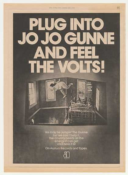 Jo Jo Gunne Jumpin' The Gunne Album (1974)