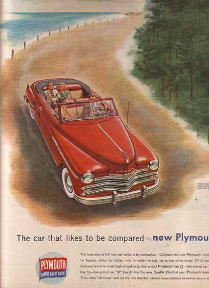 Chrysler's Plymouth (1949)