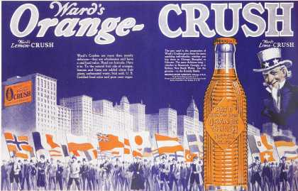 Ward's Orange Crush