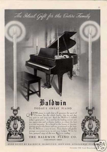 Baldwin Piano (1941)