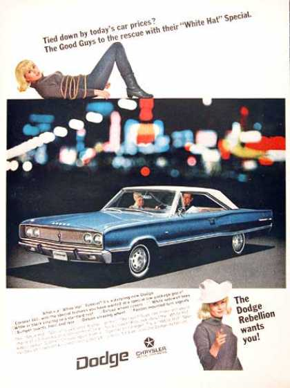 Dodge Coronet 440 Coupe (1967)