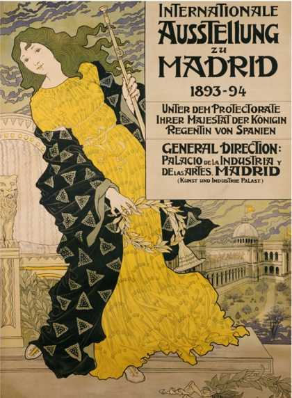 Internationale Ausstellung Zu Madrid (1893)