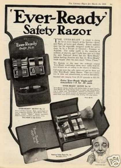 Ever-ready Safety Razor (1918)
