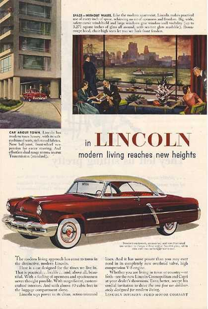 Ford's Lincoln (1952)