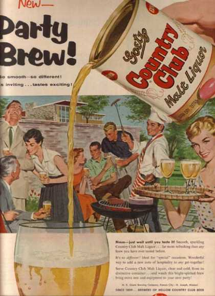 Country Club Malt Liquor (1955)
