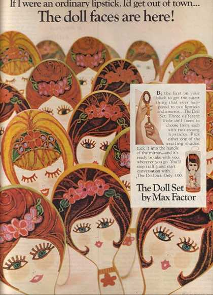 Max Factor's The Doll Set (1967)