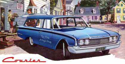 Ford Courier Sedan Delivery (1960)