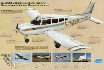Beechcraft Musketeer Photos Airplane (1970)