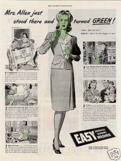 Easy Washer (1944)