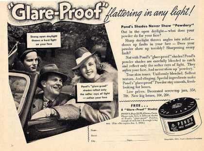 Pond's Face Powder (1937)