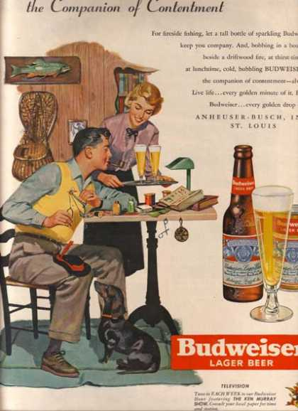 """Something more than Beer... (1951)"