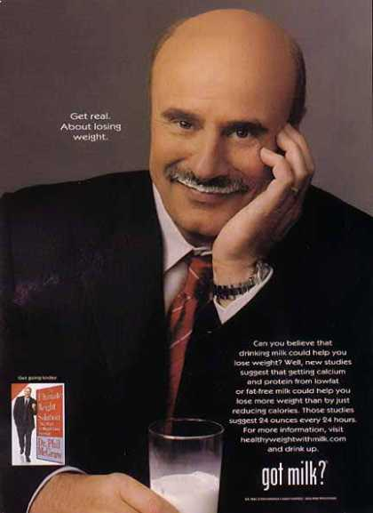 Dr. Phil – GOT MILK (2004)