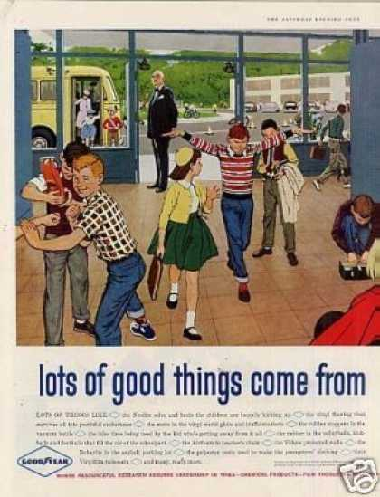 "Goodyear Centerf""The Day Begins... (1960)"