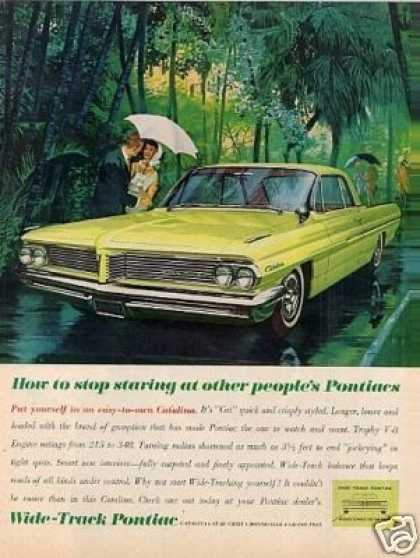 Pontiac Catalina Car (1962)
