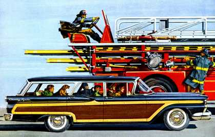 Ford Country Squire (1959)