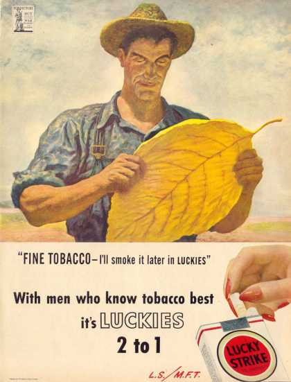 Lucky Strike – James Chapin (1944)