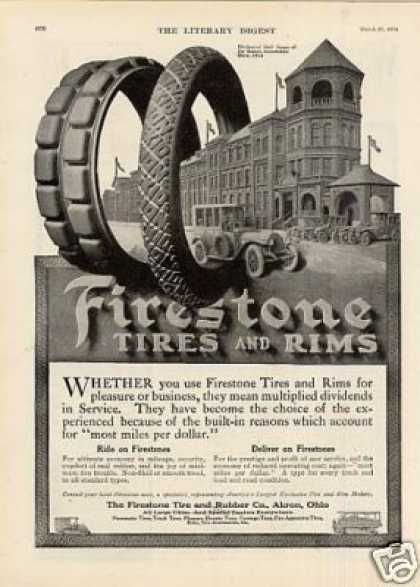 Firestone Tires (1914)