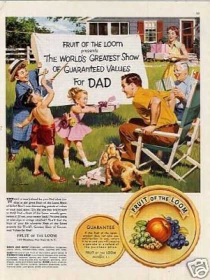 Fruit of the Loom (1954)