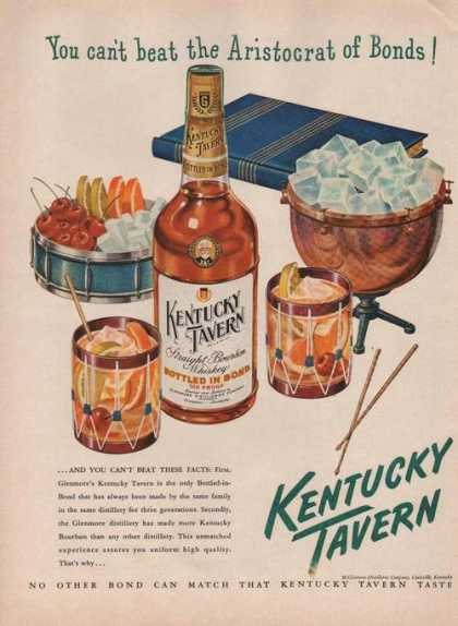 Kentucky Taven Whiskey (1949)